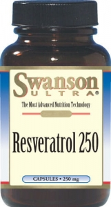 Resweratrol 250mg (30 kps)