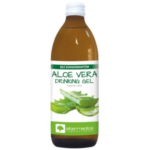 Aloes z miąższem SOK 100% Altermedica (500ml)