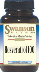 Resweratrol 100mg (30 kps)