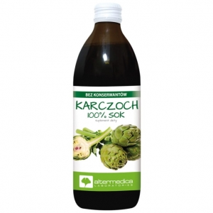 Karczoch SOK 100% Altermedica (500ml)