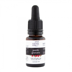 Olej z pestek granatu Organic 100% Natural(10ml)