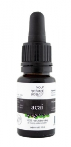 Olej acai 100% Natural (10ml) [krótka data]