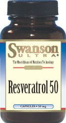 Resweratrol 50mg (30 kps)
