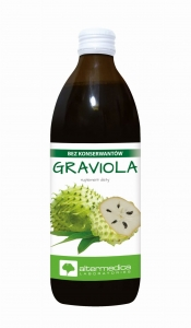 Graviola SOK 100% Altermedica (500ml)