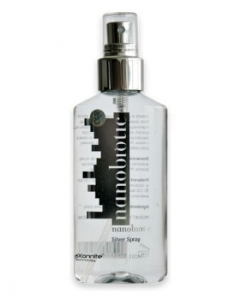 Srebro Nanobiotic Silver - Spray (100ml)