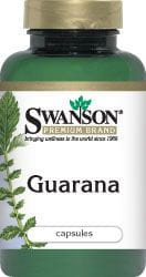 Guarana 500mg (100kps)
