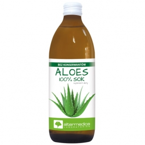 Aloes SOK 100% Altermedica (500ml)