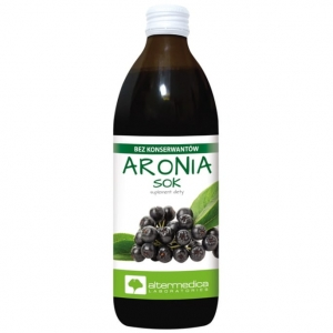 Aronia SOK 100% Altermedica (500ml)