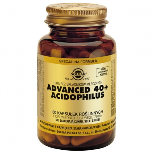 """Advanced 40+ Acidophilus (60 kps)"""